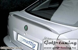 Skoda Octavia 96-00 Спойлер на крышку багажника