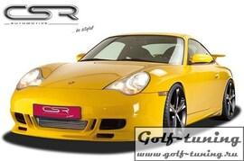 Porsche 911 Typ 996 03-06 Бампер передний SX-Line design