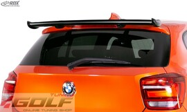 BMW F20/F21 Спойлер на крышку багажника