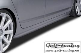 Audi A6 4F C6 Универсал 04-11 Накладки на пороги