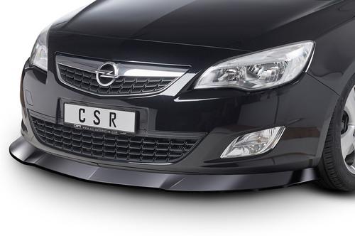 Opel Astra J 09-12 Накладка на передний бампер