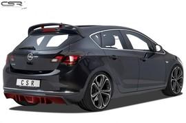 Opel Astra J 09-15 Накладка на задний бампер