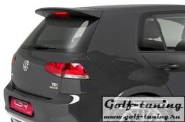 VW Golf 7 12- Спойлер на крышку багажника