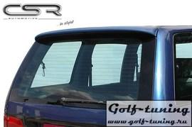Peugeot 806 94-02 Спойлер на крышку багажника X-Line design