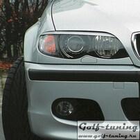 BMW E46 01- Реснички на фары