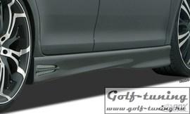 Opel Agila A Накладки на пороги GT4