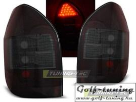 Opel Zafira A 99-05 Фонари светодиодные, красно-тонированные