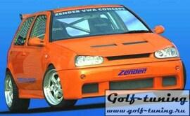VW Golf 3 Передний бампер zender