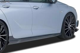 Opel Insignia B 17- Накладки на пороги GSI Look