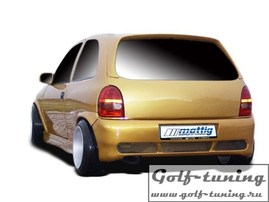 Opel Corsa B Бампер задний GT