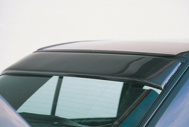 Mercedes W201 Седан Козырек на заднее стекло Carbon Look