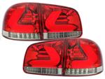 VW Touareg 02-10 Фонари светодиодные, CARDNA, красно-белые