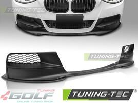 BMW F20/F21 11-14 Накладка на передний бампер в стиле M-Performance