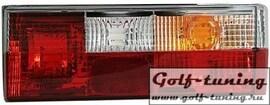 VW Golf 1 81-83 Фонари красно-белые