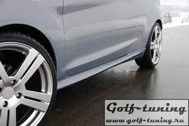 Ford Fiesta 09- Пороги