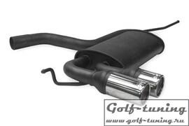 Audi A3 sportback / Seat Leon Глушитель 2x76mm