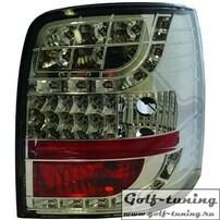 VW Passat B5+ Универсал Фонари светодиодные, хром