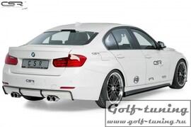 BMW F30/F31 11-15 Накладка на задний бампер