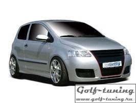 VW Fox 5Z 05- Бампер передний