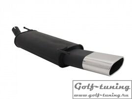 VW Golf III / Cabrio/Golf IV Cabrio Глушитель 135 x 75 mm