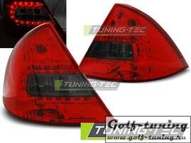 Ford Mondeo 00-07 Фонари светодиодные, красно-тонированные