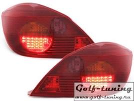 Opel Tigra 04- Фонари светодиодные, красные
