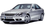 Тюнинг Mercedes W203