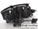 Audi TT 98-05 Фары Devil eyes, Dayline хром