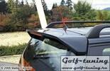 Opel Astra F 91-98 Универсал Спойлер на крышку багажника с стоп сигналом