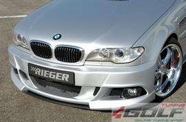 BMW E46 Седан/Универсал Передний бампер в стиле E92