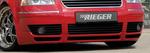 VW Passat B5+ Спойлер переднего бампера