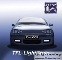VW Golf 4 R32 Дневные ходовые огни JOM