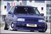 VW Vento Спойлер переднего бампера