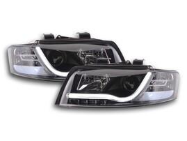 Audi A4 8E 00-04 Фары lightbar design черные