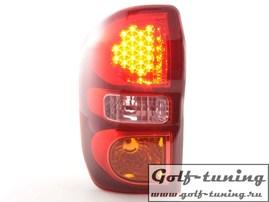 Toyota RAV4 04-05 Фонари светодиодные, красные