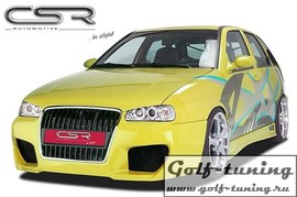 Seat Ibiza 6K/Cordoba 6 K/C 93-99 Бампер передний SF-Line design