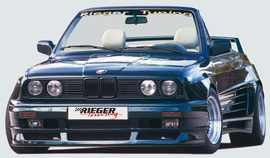 BMW E30 Комплект обвеса Wide Body 2