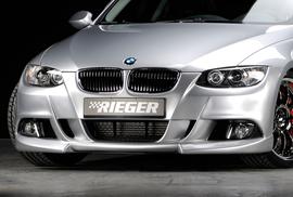 BMW E92/E93 06-10 Передний бампер