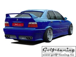 BMW E36 90-00 Бампер задний X-Line design