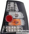 VW Golf 4 Универсал Фонари светодиодные, черные