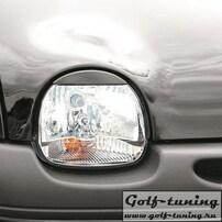 Renault Twingo Реснички на фары