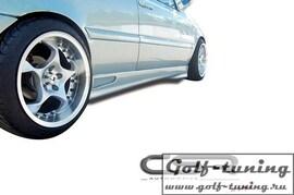 Opel Calibra 90-97 Накладки на пороги