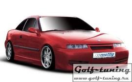 Opel Calibra Бампер передний GT 5 Style