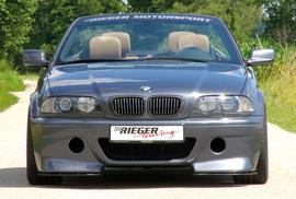BMW E46 Седан/Универсал Передний бампер CS Look
