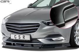 Opel Insignia B 17- Накладка на передний бампер матовая