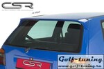 VW Golf 3 Спойлер на крышку багажника X-Line design