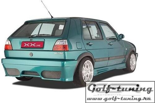 VW Golf 2 Бампер задний XX-Line design