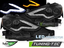 LEXUS IS 13-16 Фары светодиодные, черные