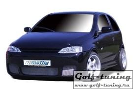 Opel Corsa C Бампер передний GT-Street-One
