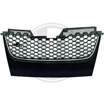VW Golf 5 Решетка радиатора без значка GTI Look